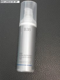 soin ultra-hydratant B38