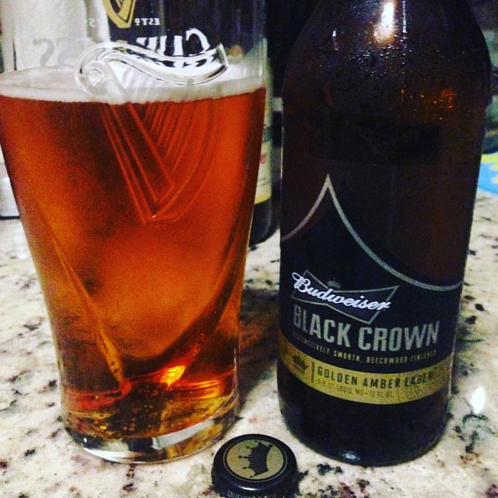 El Turno Para @budweiser Black Crown