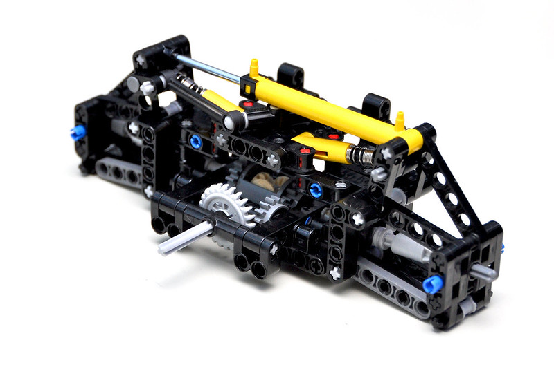moc koenigsegg one 1 summary lego technic and model. Black Bedroom Furniture Sets. Home Design Ideas