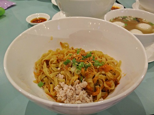 Dry Fishball Noodle