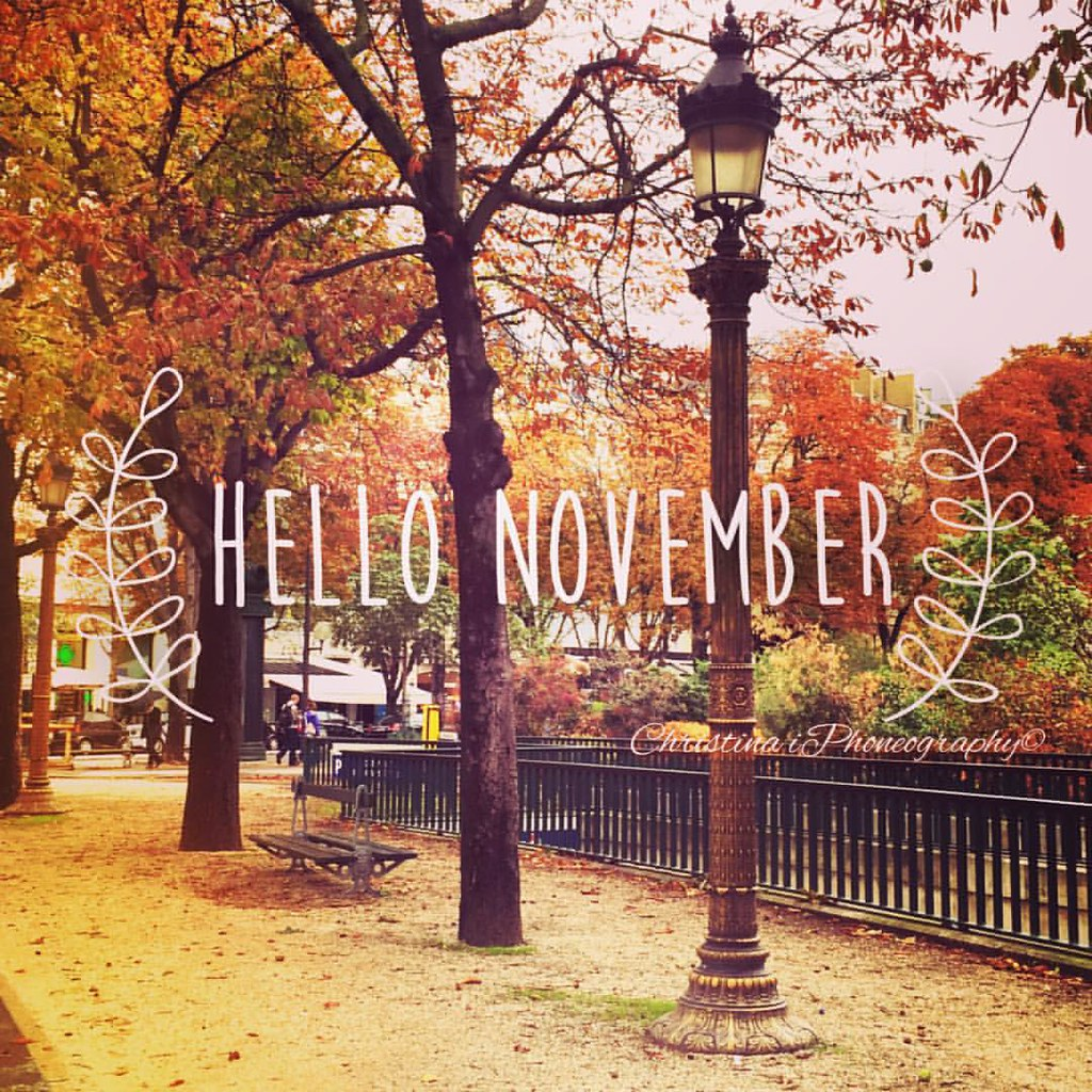 hello november iphone6 iphoneography iphonephotogr flickr