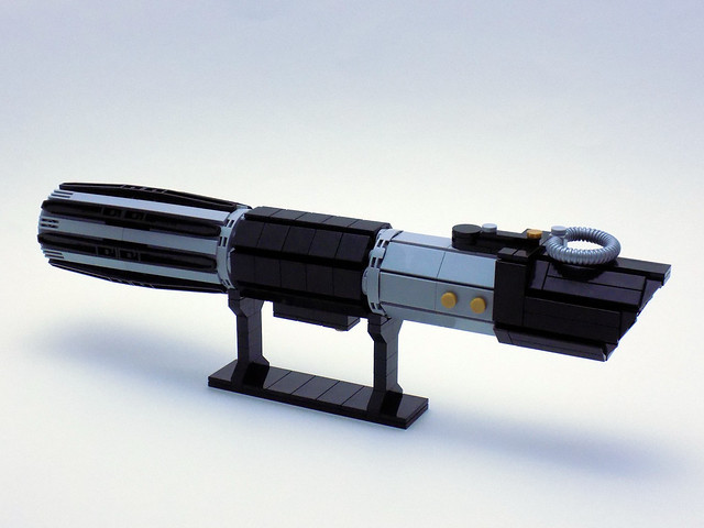 Vader's Lightsaber, by CMaddison, on Flickr