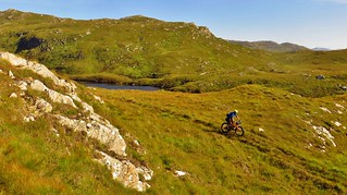 Descending to Kylestrome | by Pikes On Bikes