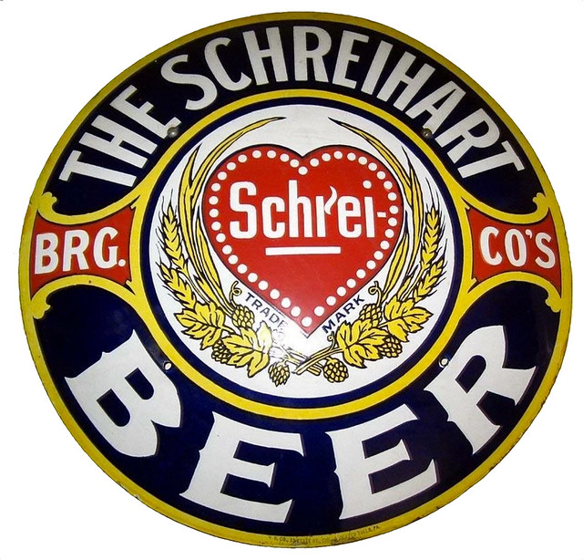 Shreihart-beer-sign
