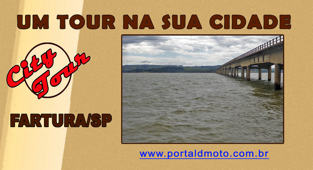 CITY TOUR = FARTURA/SP