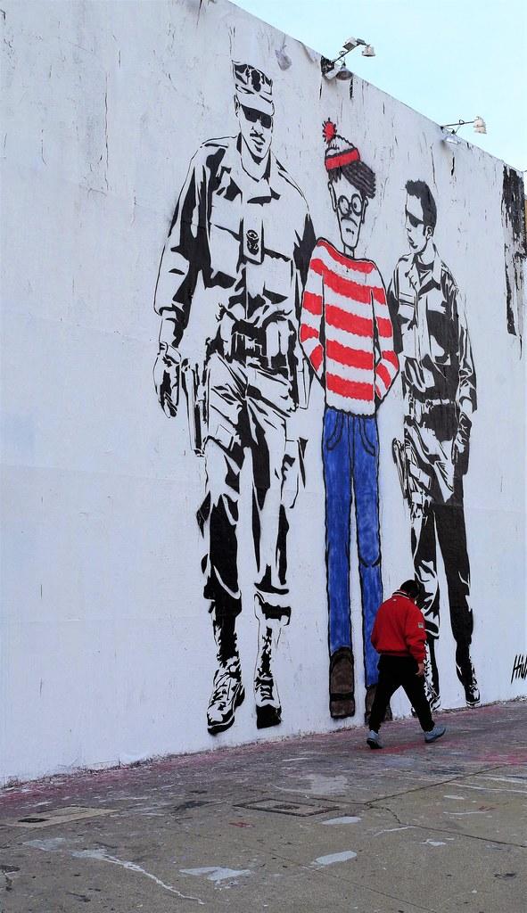 The new Where's Waldo minigame in Google ...