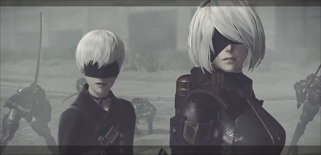 Nier Automata - 2B Infected