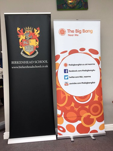 Big Bang North West: Big Bang @ Birkenhead School 02 03 2017