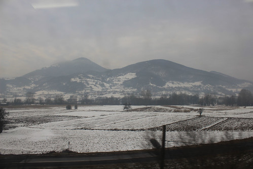Northern Kosovo seen from the train | by Timon91