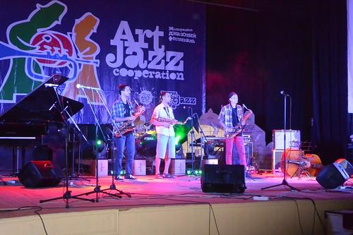 Гайдабура, Столярчук іПотайчук— про джаз у Рівному