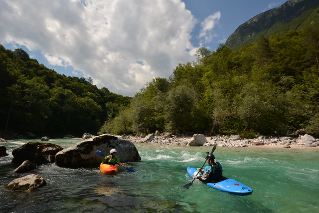 Soča Summer in Slovenia