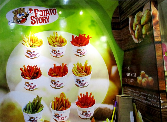Potato Story