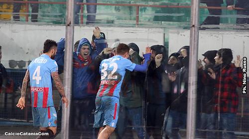 Catania-Casertana 1-0: Si può fare di più$