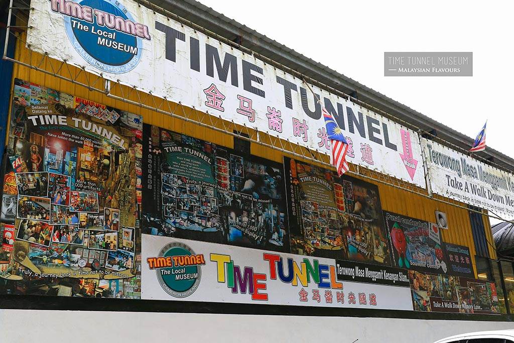 Time Tunnel Museum Cameron Highlands