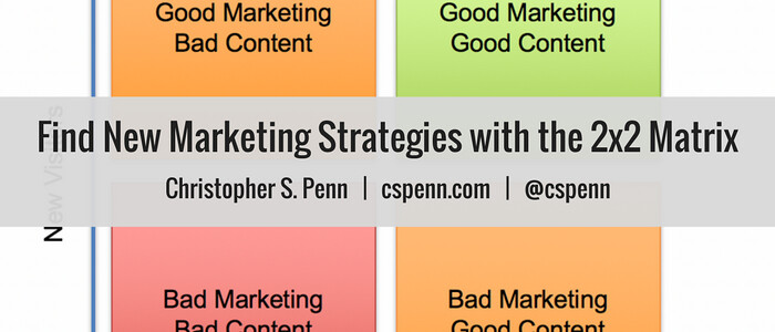 Find New Marketing Strategies with the 2x2 Matrix.png