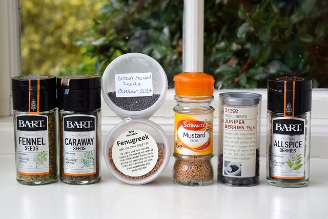 Whole Cooking Spices | www.rachelphipps.com @rachelphipps