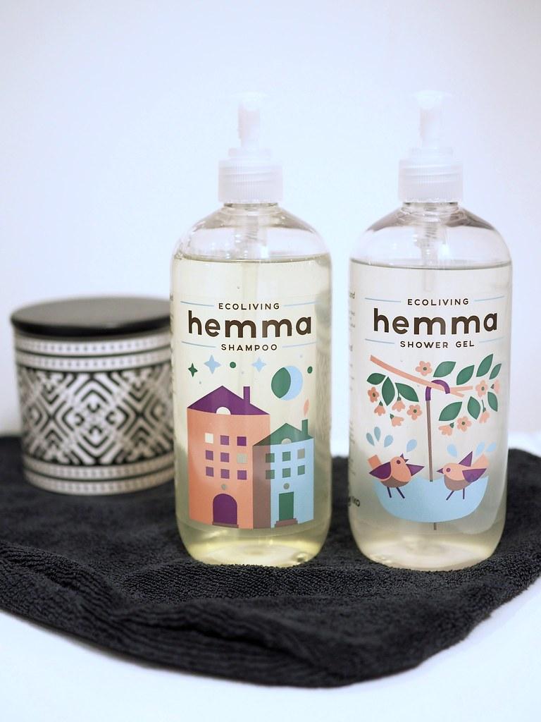 hemma - ekologinen shampoo