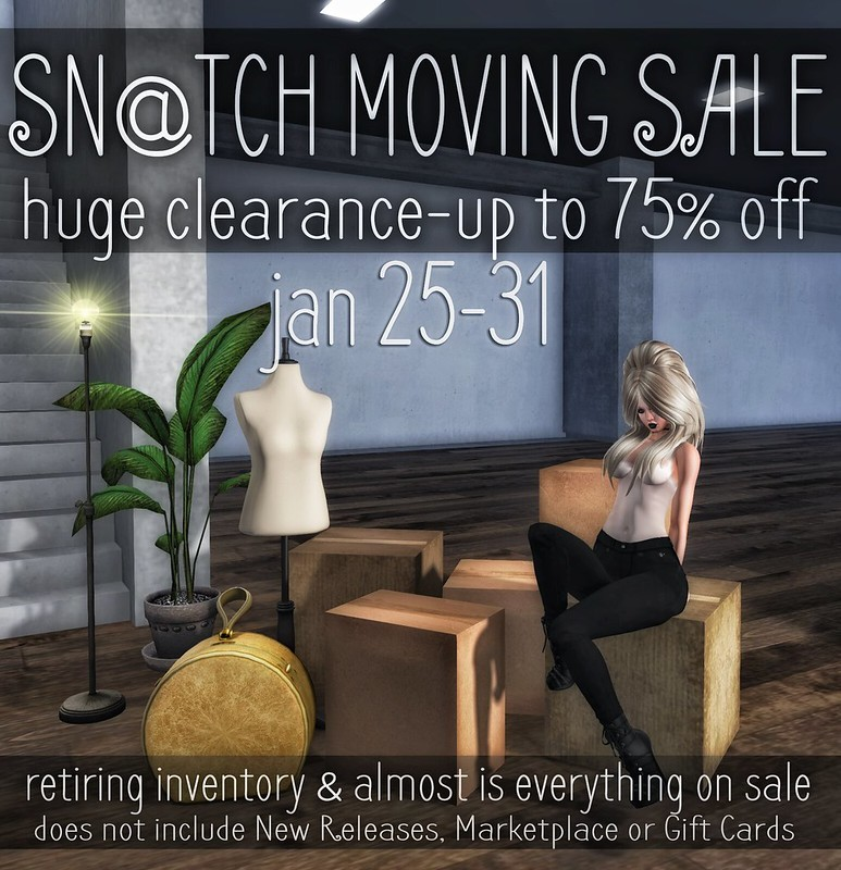 Sn@tch Moving Sale Sign LG