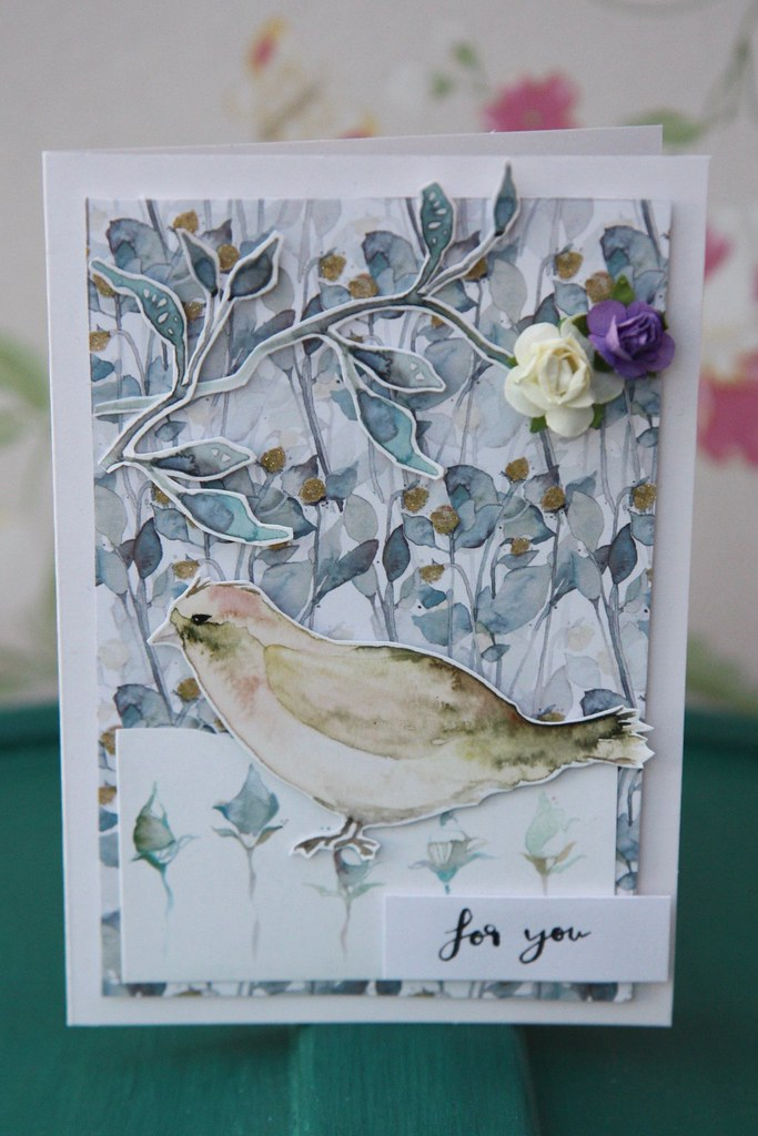 Bloom Beautiful For You Card by StickerKitten