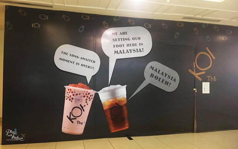 koi malaysia