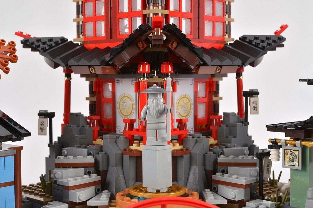 ... 70751 Temple Of Airjitzu | By Brickset