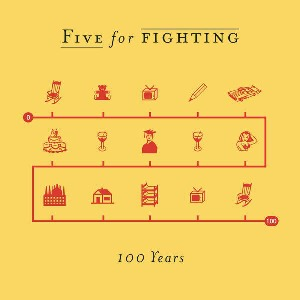 Five for Fighting – 100 Years