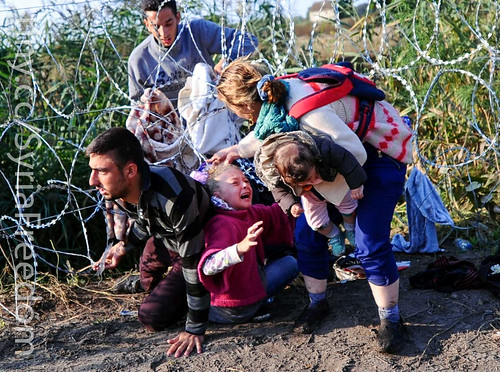 Syrian Refugees | by FreedomHouse