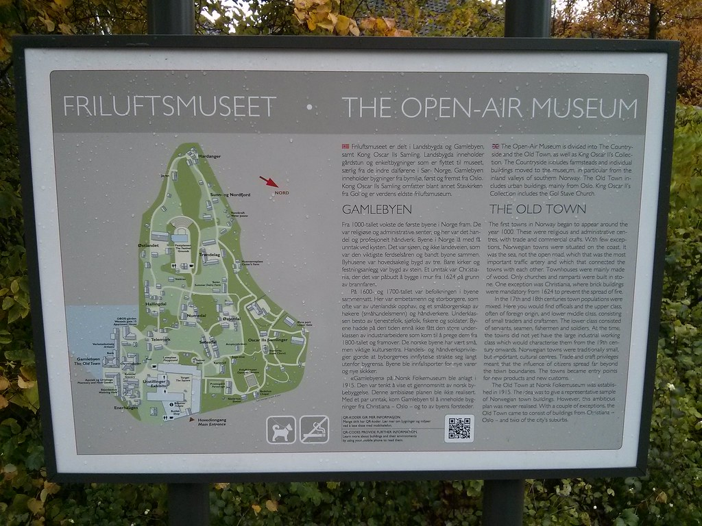 FriluftsMusset Museo al aire libre en Oslo