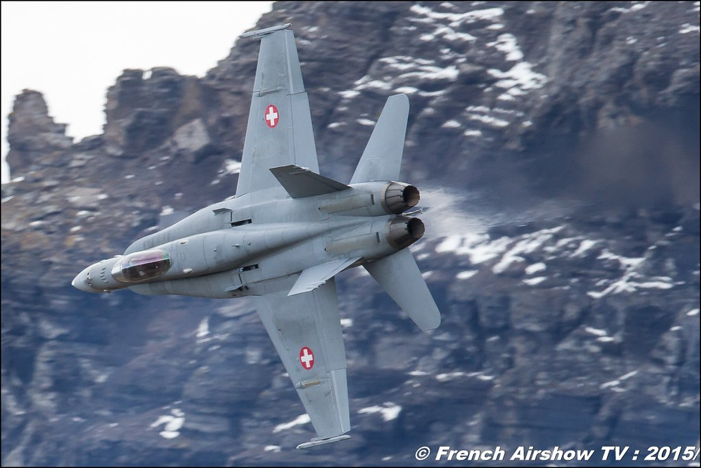 F/A-18 Hornet swiss, ,Axalp 2015 , axalp fliegerschiessen 2015 , Exercices de tir d'aviation Axalp 2015 , ch
