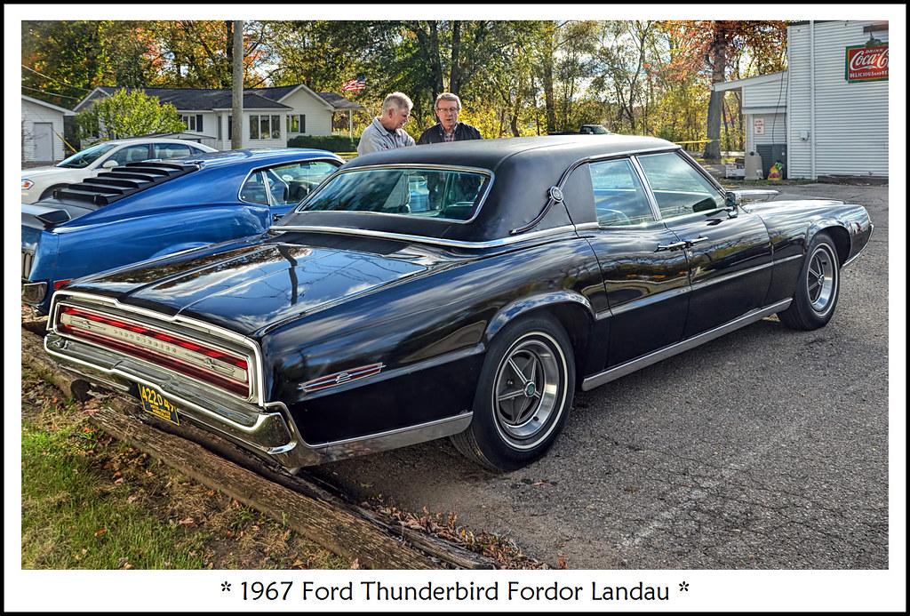 1967 Ford Thunderbird Fordor Landau