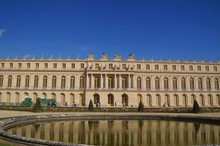 089 Kasteel van Versailles tuinen