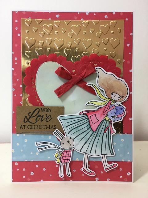 Kori Kumi Christmas Card by StickerKitten