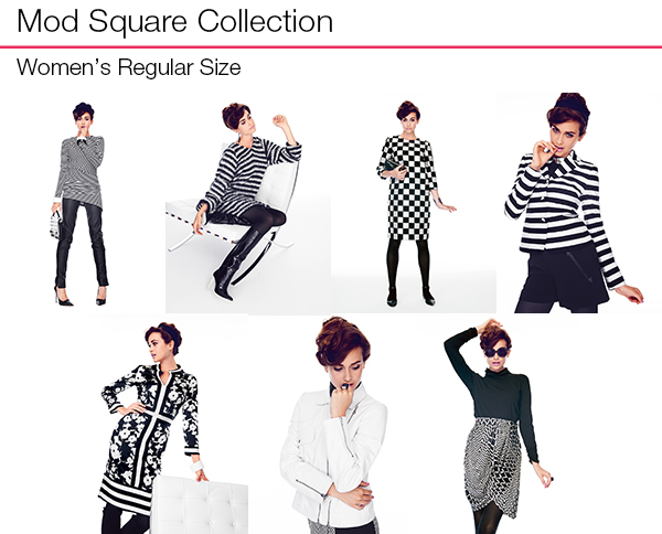 Mod Square Collection