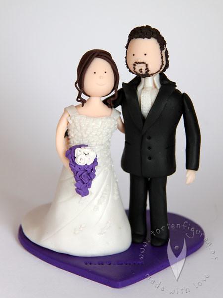 Personalisierte Hochzeitstortenfigur Klassisch Tortenfigur Flickr