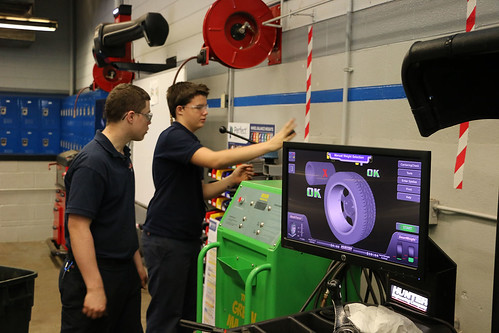 Diman Automotive Technology Program