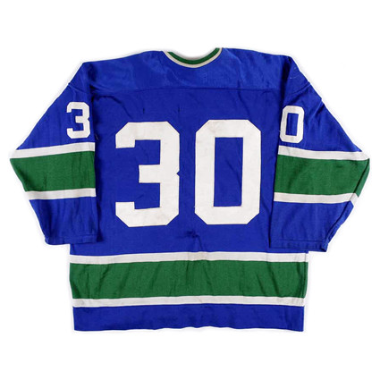 Vancouver Canucks 1975-76 B jersey