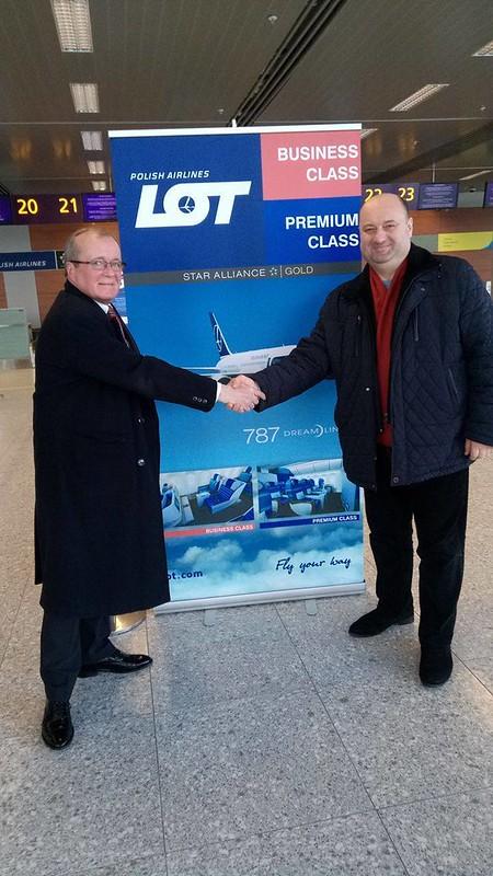 Найбільша польська авіакомпанія може відкрити регулярні рейси з Рівного до Польщі