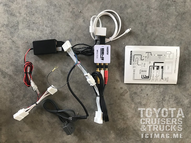 TCT Explorer Tundra Beat-Sonic Mirroring Kit Install