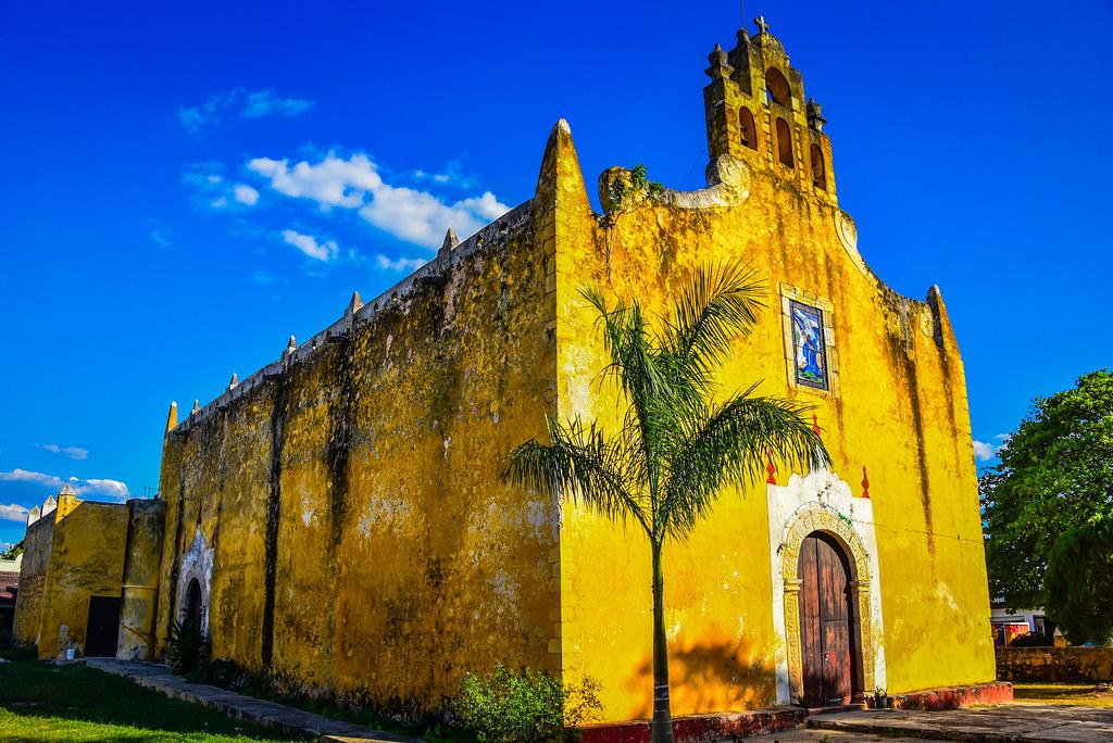 Iglesia de santa ana valladolid mexico iglesia de - Santa ana valladolid ...