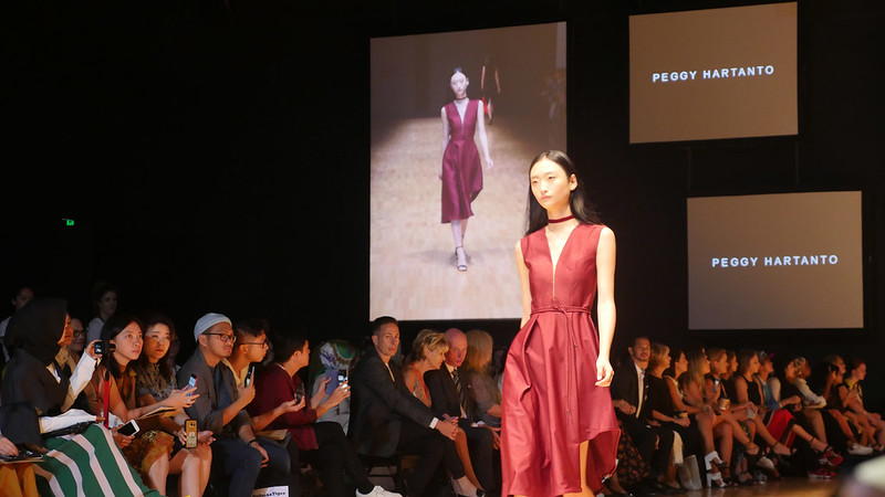 Virgin Australia Melbourne Fashion Festival 2017: Indonesia Showcase