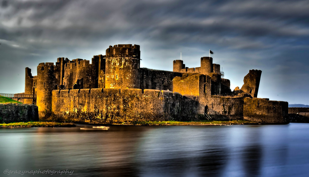 Caerphilly Castle Caerphilly Castle Welsh Castell