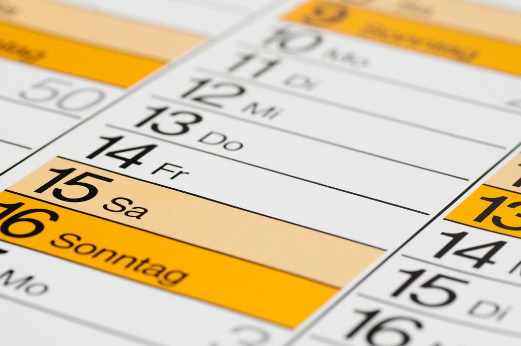 How Can I Create A Calendar In