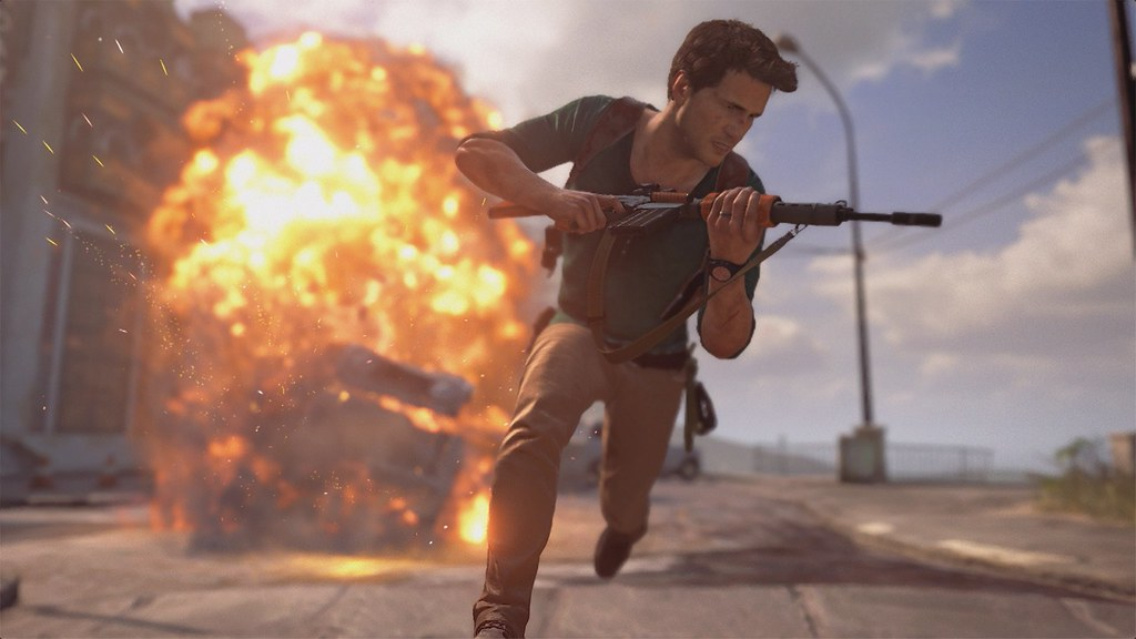 Uncharted 4 multiplayer revealed at Paris Games Week