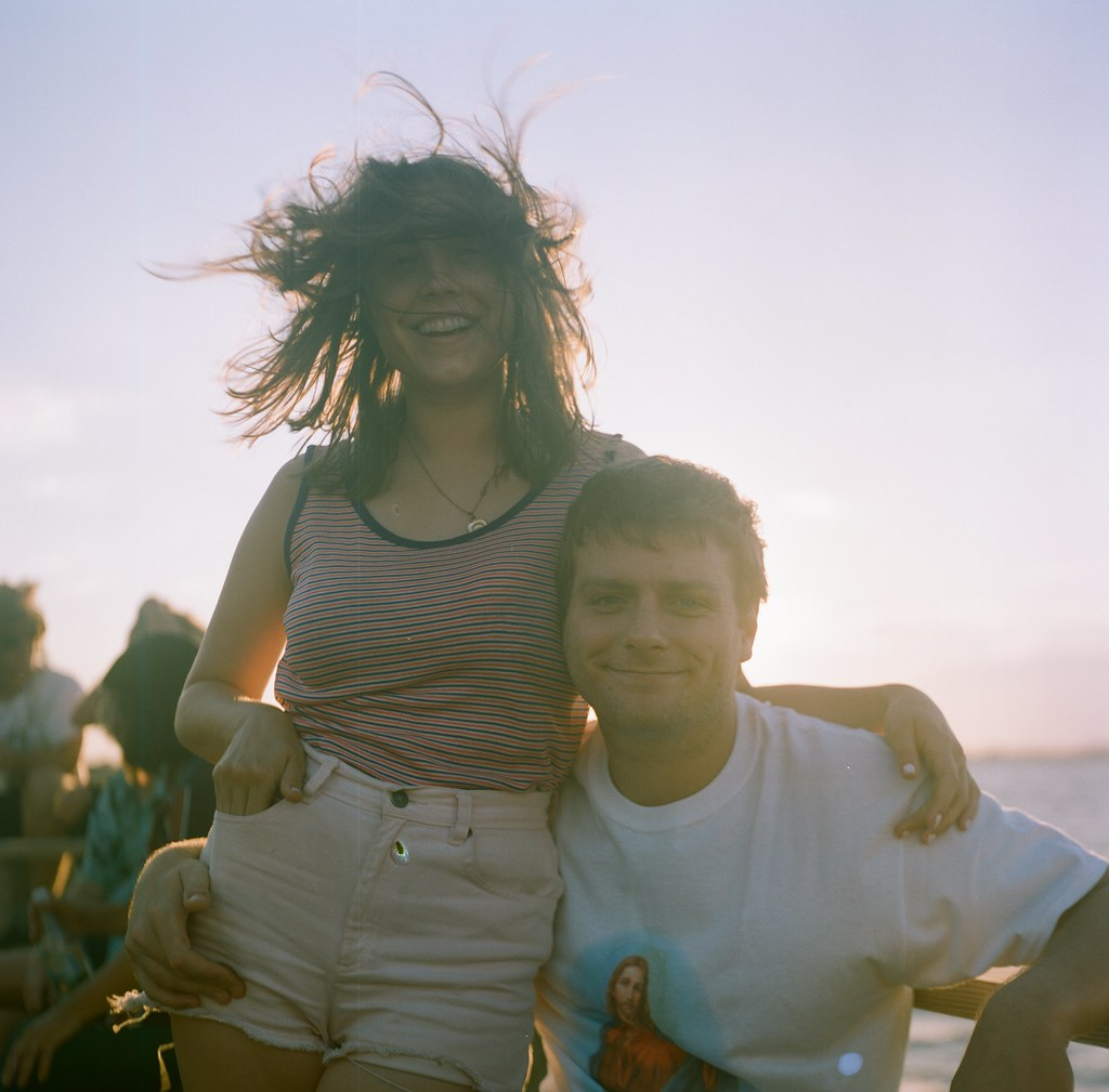 Mac DeMarco with cute, Girlfriend Kiera McNally