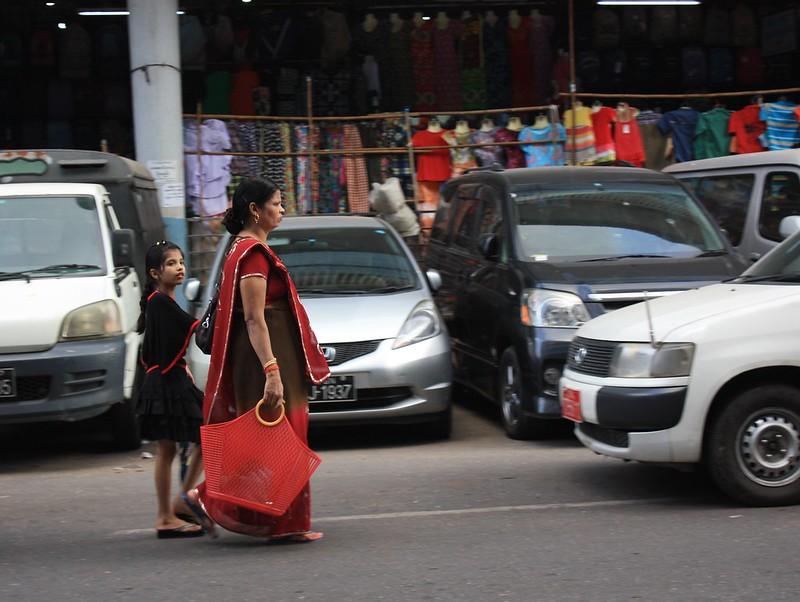 Янгон современный