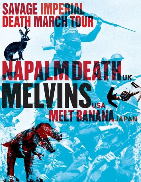 Napalm Death at 9:30 Club