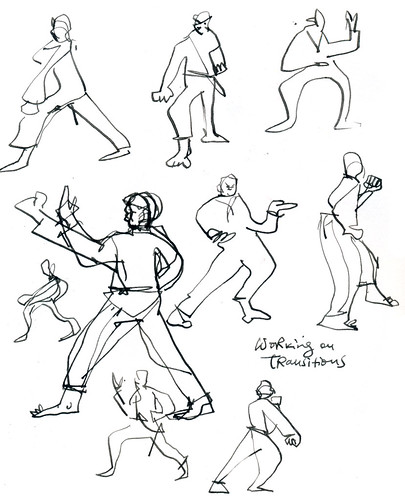 Sketchbook #101: My Life Drawing Class
