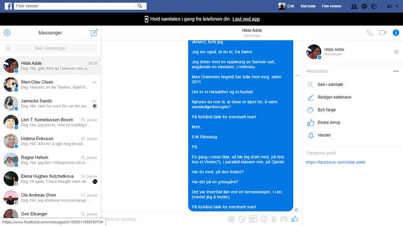 hilde adde facebook 3