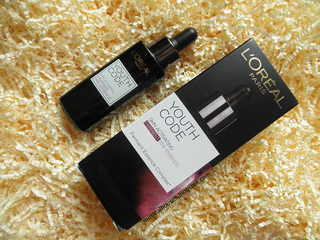 Loreal Skin Activating Ferment Youth Code Pre Essence
