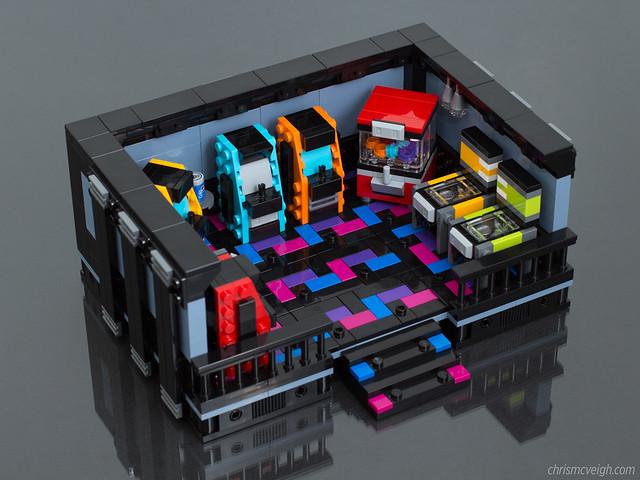 Modular Arcade